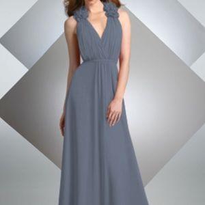 Bari Jay Bridesmaid Dress 227 Shadow